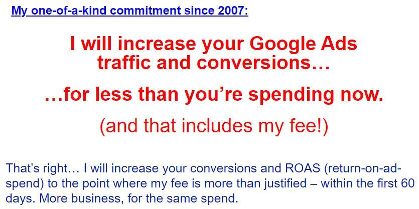 google ads expert